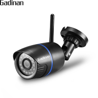 GADINAN CamHi WiFi IP Camera P2P 720P 960P 1080P Security Wired Wireless 2 8mm Wide Angle