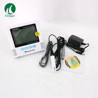 Huato Humidity Temperature Data Logger S520 EX Data save even when battery is spent