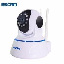Escam QF003 HD 1080 P Мини Wi-Fi IP Камера видеонаблюдения Камера Системы P2P ИК-двухстороннее аудио Micro слот для карты SD Ночное видение
