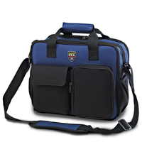FASITE Genuine Multi Function Portable Shoulder Repair Kit Pouch Tool Bag Case Gray
