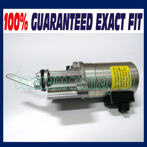 For Deutz Engine 1012 Fuel Shutdown Device shut off solenoid 0419 9901 04199901 24VFor Deutz Engine 1012 Fuel Shutdown Device shut off solenoid 0419 9901 04199901 24V
