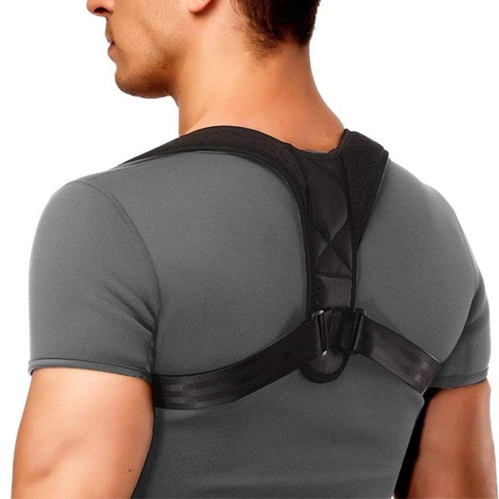 Unisex Posture Corrector Back Support Belt
