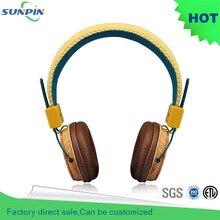 font b 2018 b font New Headband Wird Noise Noise Cancelling Microphone Headphone Studio Headphones
