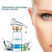 Fulljion 1pc Hyaluronic Acid Shrink Pore Face Serum Moisturi