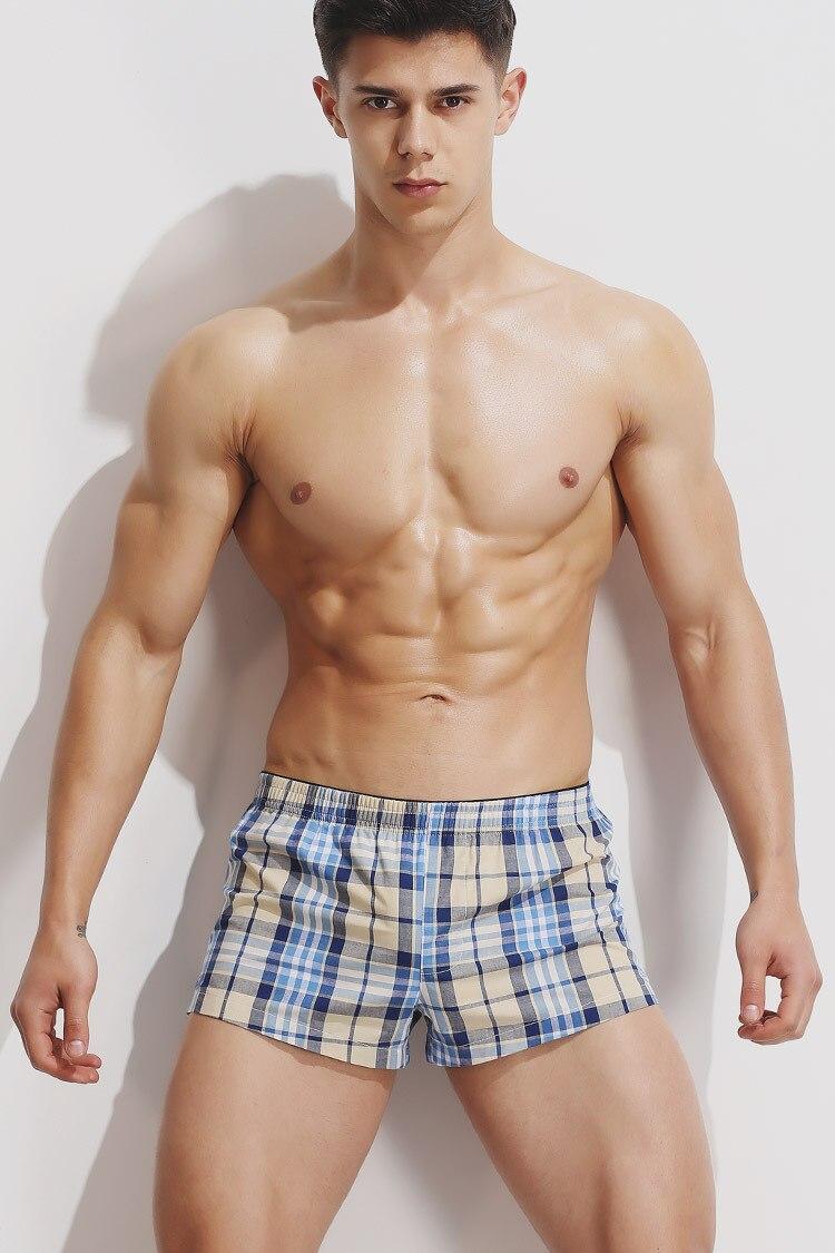 Herren-unterwäsche Jockmail Marke Männer Unterwäsche Boxer Shorts Eis Seide Transparent Dünne Atmungsaktive Nahtlose Boxer Für Männer Sexy Cuecas Homosexuell Unterwäsche