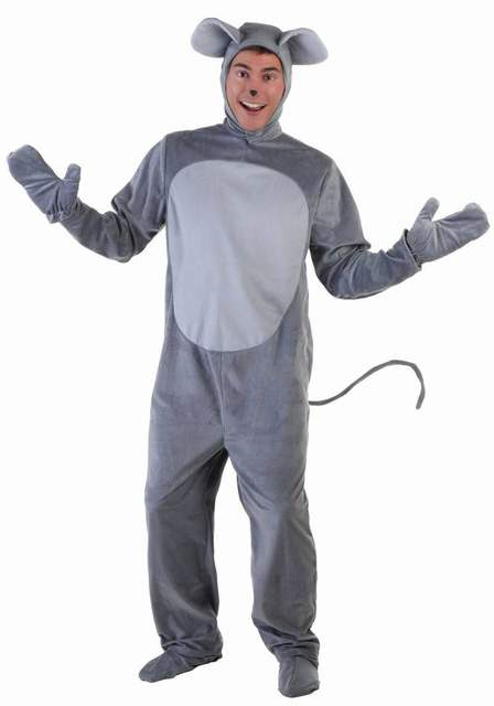Irek cosplay Halloween party costume adult children cartoon Mickey clothing animal cute gray mouse costume  sc 1 st  Aliexpress & Online Shop Irek cosplay Halloween party costume adult children ...