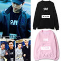 Kpop EXO ALLKPOPER Sweatershirt CBX XIUMIN Hey MaMa Балахон Унисекс Пуловеры Пальто