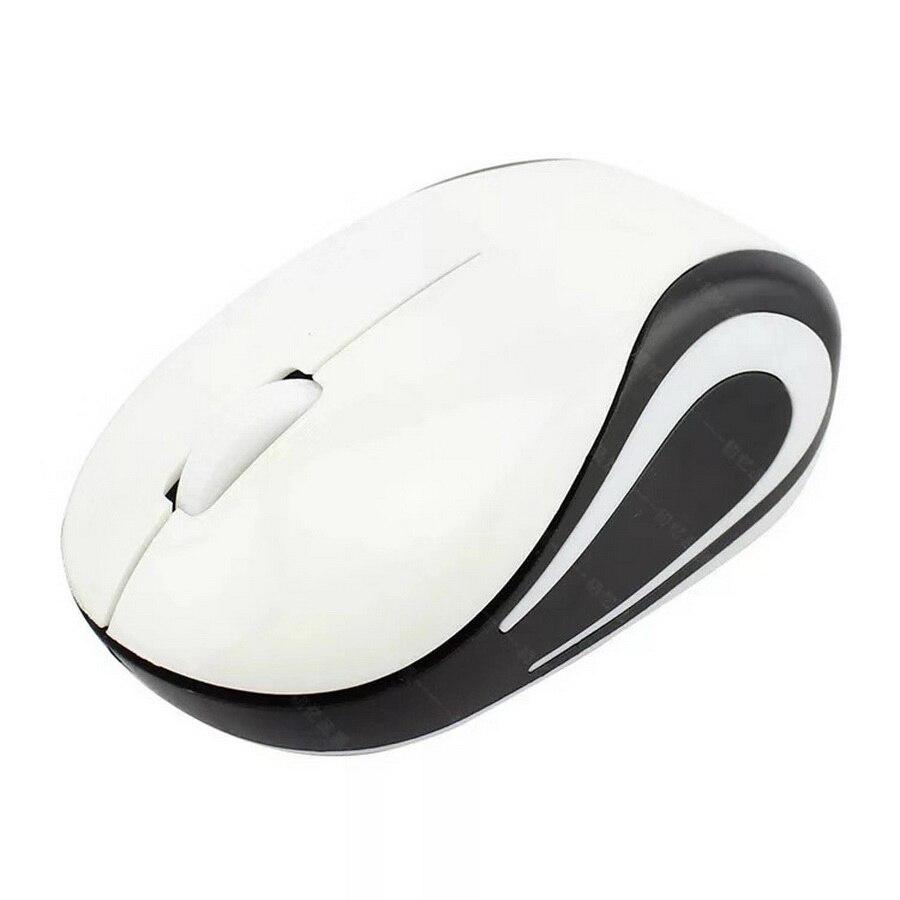100 Stücke 2,4 Ghz Drahtlose Maus Nette Mini 2000 Dpi Optische 3 Tasten Usb Fahrer Computer Mäuse Für Pc Laptop Notebook Spezieller Kauf
