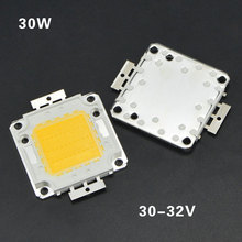 White / Warm White 10W 20W 30W 50W 100W LED light Chip DC 12V 36V COB Integrated LED lamp Diodes DIY Floodlight Spotlight Bulb
