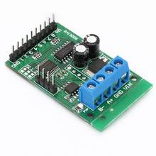 DC 6-24V RS485 RS232 (TTL) RTU Control Module 8channel IO Control UART Relay Switch Board Support PLC Modbus For Arduino(China)