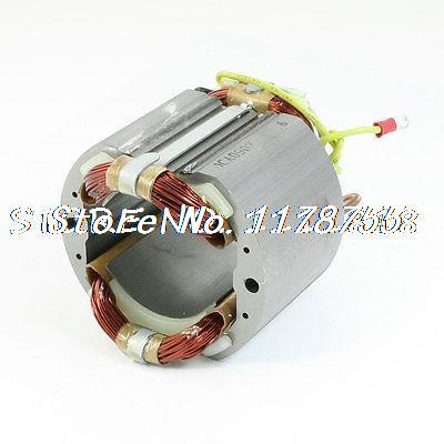 AC220V Stainless Steel Shell 3 Cables Electric Router Stator for Makita 3612CAC220V Stainless Steel Shell 3 Cables Electric Router Stator for Makita 3612C