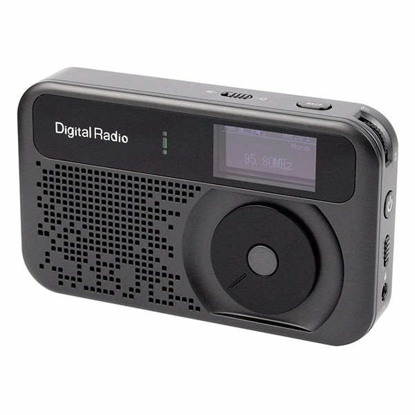 Hot Sale Personal Handheld DAB  DAB+ Radio (7)