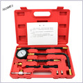Professional Fuel Injection Pump Injector Tester Test Pressure Gauge Gasoline Cars Trucks