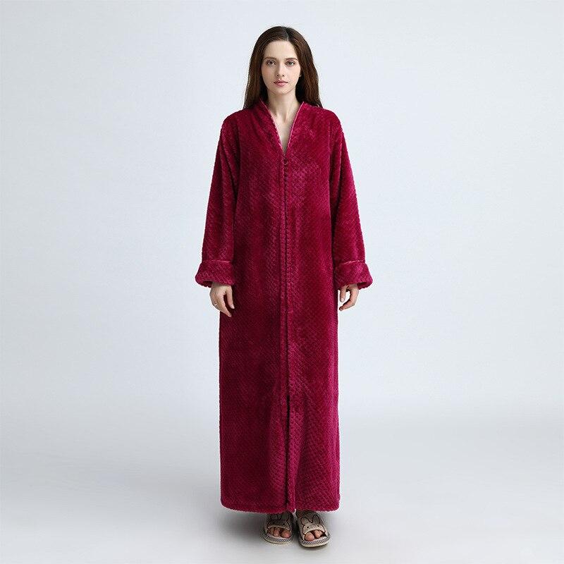 Femmes Zipper salle de bains serviettes Robe serviette de plage 100% coton peignoir Super absorbant fille pyjamas corps Spa bain Betty Boop 6YJ18