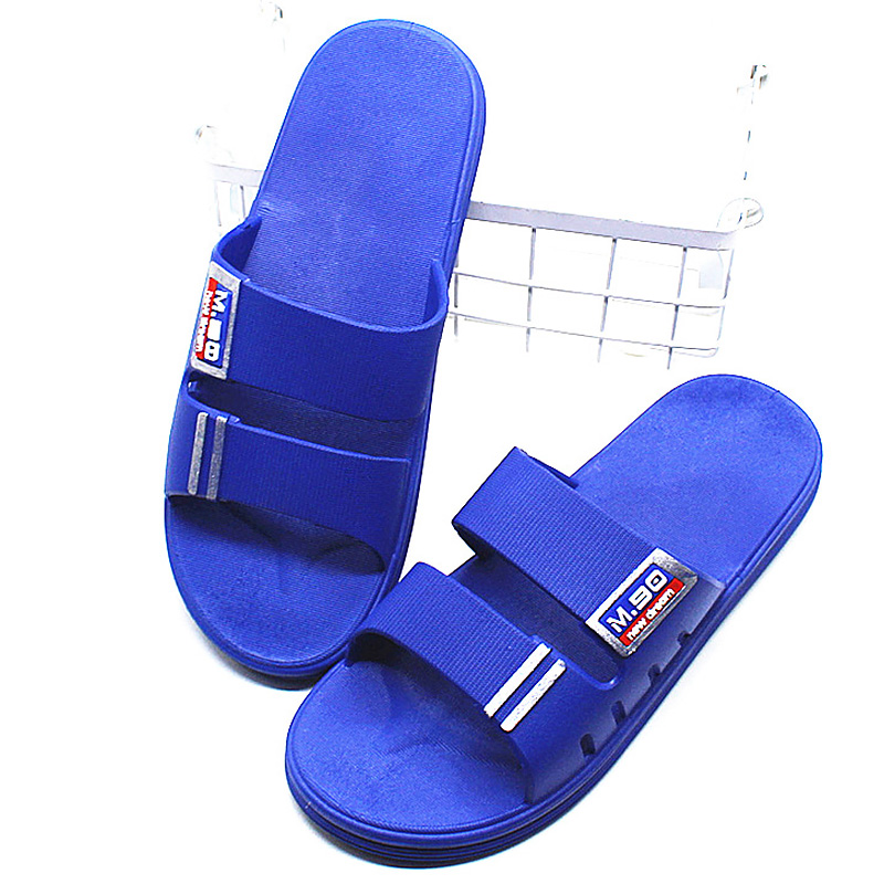 Men 39 s Summer Slippers Big Size 45 50 Hollow Indoor Rubber Slippers PVC Sole Comfortable Casual Shoes For Men Chaussure Homme in Slippers from Shoes