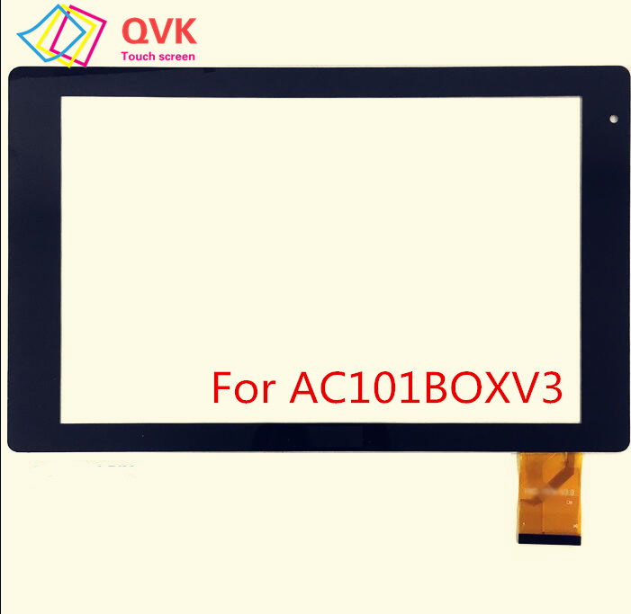 Black Touch Screen 10.1 Inch For Bush Spira B3 10 AC101BOXV3 Capacitive Touch Screen Panel Repair Replacement Spare Parts