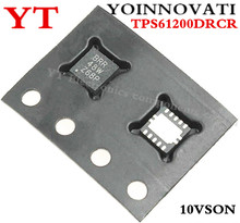 20 unids/lote TPS61200DRCR TPS61200D TPS61200 BRR mejor calidad IC