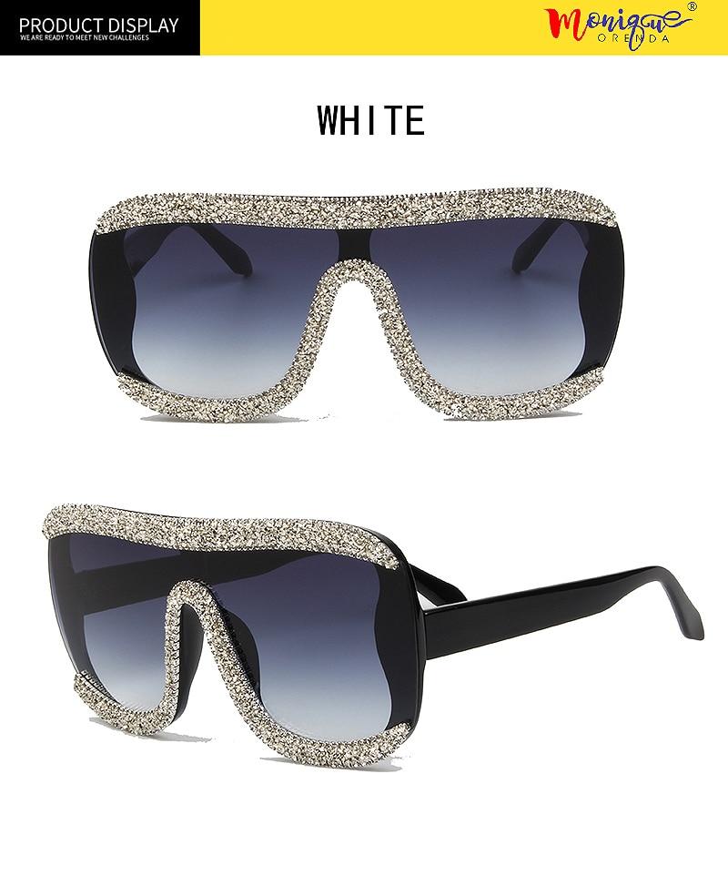 9157f467c9780 Fashion Women s Luxury Oversized Bling Sunglasses – Fomoloo