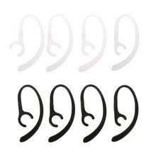 Bluetooth Earphone Clamp-Holder Headset Earhook-Clip Ear-Loop Anti-Lost Wings Soft 1pair