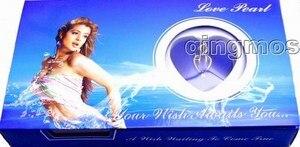Image 4 - Qingmos 10 cajas de colgante de corazón y Perla para mujer, conjunto de regalo, gargantillas, collar, colgante, amor, ostra