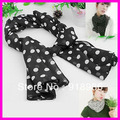 Free Shipping 2016 New Style Polka Dot Scarf Long Chiffon Shawls Scarf Women/Girl Silk Scarf