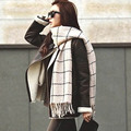 Winter scarves for women 2016 Knitted Cotton winter suit Thicken Foulard Women Shawl Ladies Soft Comfort Scarf Brand Scarves