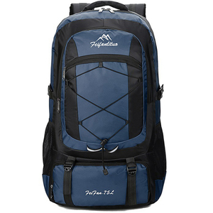 75L unisex Waterproof men backpack travel pack sports bag pack Outdoor Camping Mountaineering Hiking Climbing backpack for male