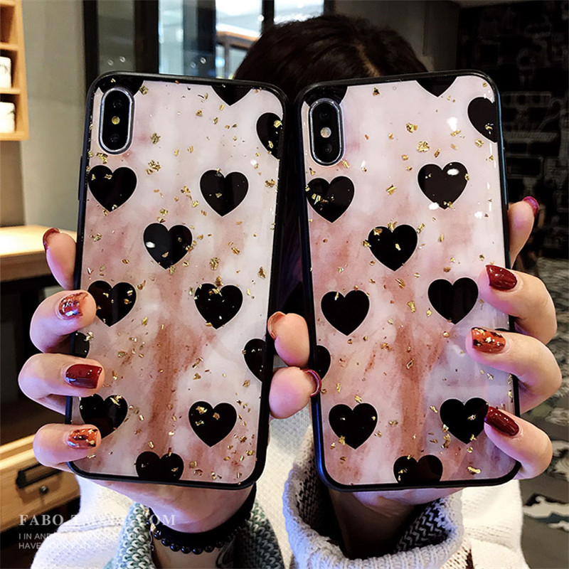 Half-wrapped Case Bling Shining Moon Planet Glitter Tpu Case For Huawei P8 Lite 2017 P9 P10 P20lite Pro Cover Back For Huawei Mate 20 Lite Mate 20