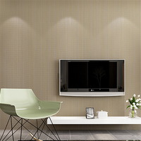 Wallpaper Papel De Parede Stripes Modern Wall Paper Rolls Room Living Room Wallpaper Wall Covering Home