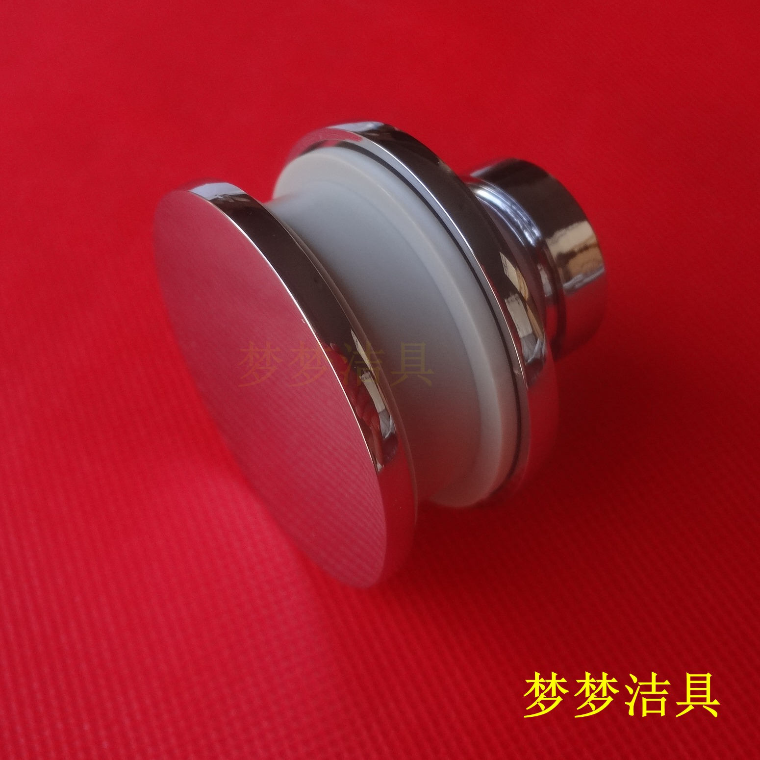 Shower room pulley old fashioned shower pulley glass sliding door hanging wheel big flute pulley roller wheels 3d printer flat type big plastic wheel pulley with ball bearings passive round wheel idler pulley gear perlin wheel