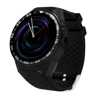 S99C Smart Wach Bluetooth Wearable Devices Android5.1 Heart Rate Tracker Support 2G/3G GPS Phone Smartwatch PK GT08 KW88 kw18