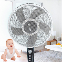 Electric-Fan-Covers Nets-Cover Finger-Protector for Baby Kids Safety Mesh Fan-Guard Home