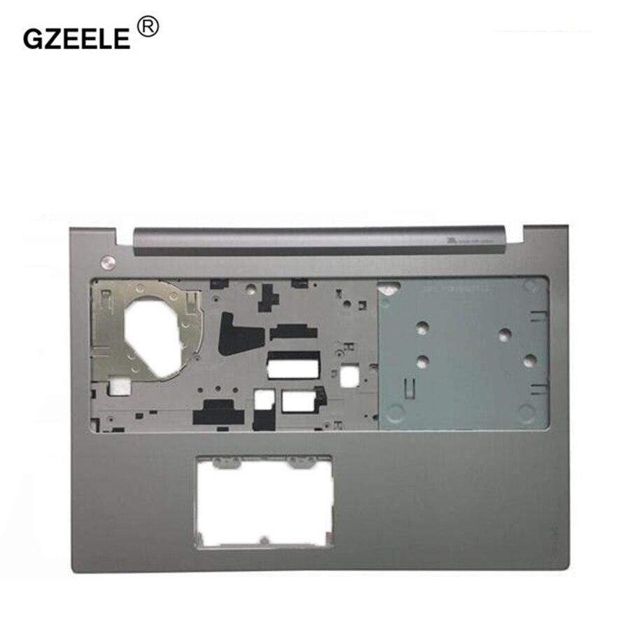 GZEELE New For Lenovo Z500 P500 TOP COVER Palmrest Upper Case new orig for lenovo z500 p500 top cover palmrest upper case bottom base cover case ap0sy000420 am0sy000300 am0sy000320