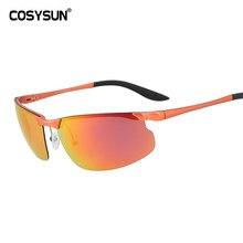 ba07978983d Las mujeres de lujo polarizado gafas de sol de las mujeres sin montura de gafas  de sol de conducción HD gafas Oval mujer Oculos .