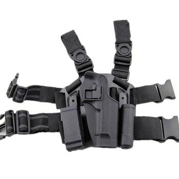 ברטה 92/96 טקטי אקדח נרתיק ציד Airsoft ירך רגל נרתיק ימין יד אקדח מקרה צבא צבאי ירי אקדח נרתיק