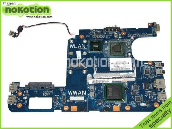 K000078610 LA-5121P LAPTOP MOTHERBOARD FOR TOSHIBA Mini NB200 NB205 INTEL N280 DDR2 Mainboard wholesale la 6851p k000114340 laptop motherboard for toshiba nb505 100% work perfect
