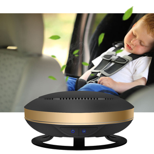 Image 5 - Creative Design Home Car Dual Purpose Air Purification Humidifier Intelligent Car Anion Sterilization Aromatherapy Humidifier