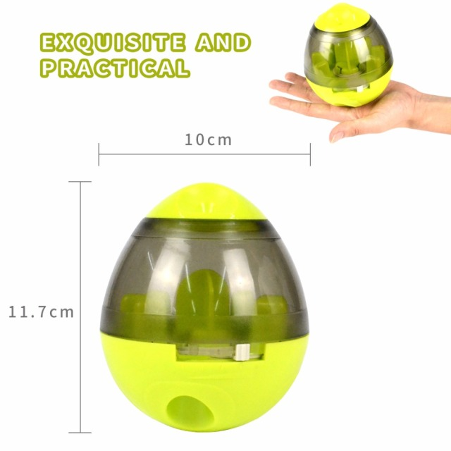 Pet Dog Toys Tumbler Leakage Ball Dog Bite Toy Removable Dogs Leakage Dispenser Chewing Products for Medium and Large Dogs 3