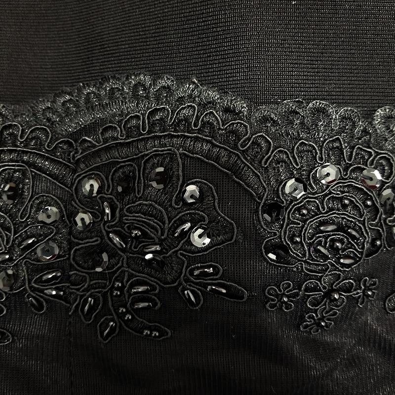 Bal Robe Noir Seule Asymétrique Sans Tendance Soirée Supérieure Femme Pour Bretelles Sexy De Qualité 6qxPRawW