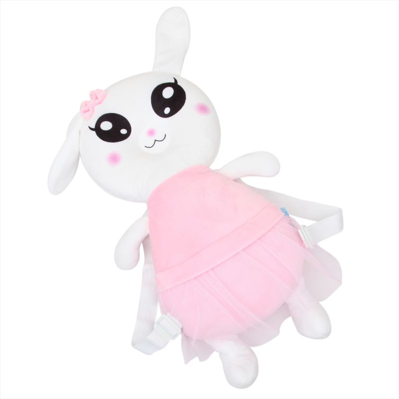 Newborn Pillow Baby Head Back Protector Safety Pad Pillow Infant Toddler Harness Headgear Bear Rabbit Baby Head Protection Pad