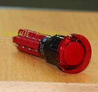 [SA]D16LMR3 4AB Taiwan Progressive Alliance Round 4 green RED no lock reset button mushroom switch DECA 5pcs/lot