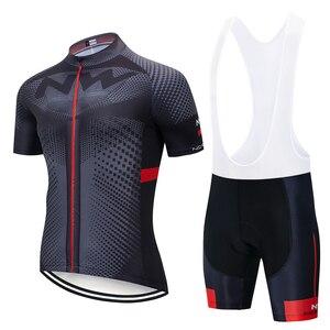 Image 3 - 2019 NW Brand New Pro Usura Della Bicicletta Abbigliamento Ciclismo MTB ciclismo imposta Bike uniforme Ciclo camicia di Estate in bicicletta jersey set degli uomini liberi di