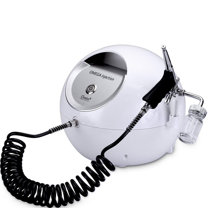 HOT SALE Portable Oxygen facial Skin Care Water Jet Peel beauty machine