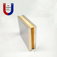 1pc 100x100x10mm Super Strong Neo Neodymium Magnet 100x100x10 NdFeB Magnet 100 100 10mm 100mm X 100mm
