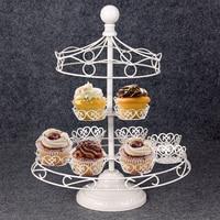12Cups Cupcake Stand Cake Holder christmas wedding decoration Mold Fondant Sugar Bow Craft Molds DIY Cake Decorating
