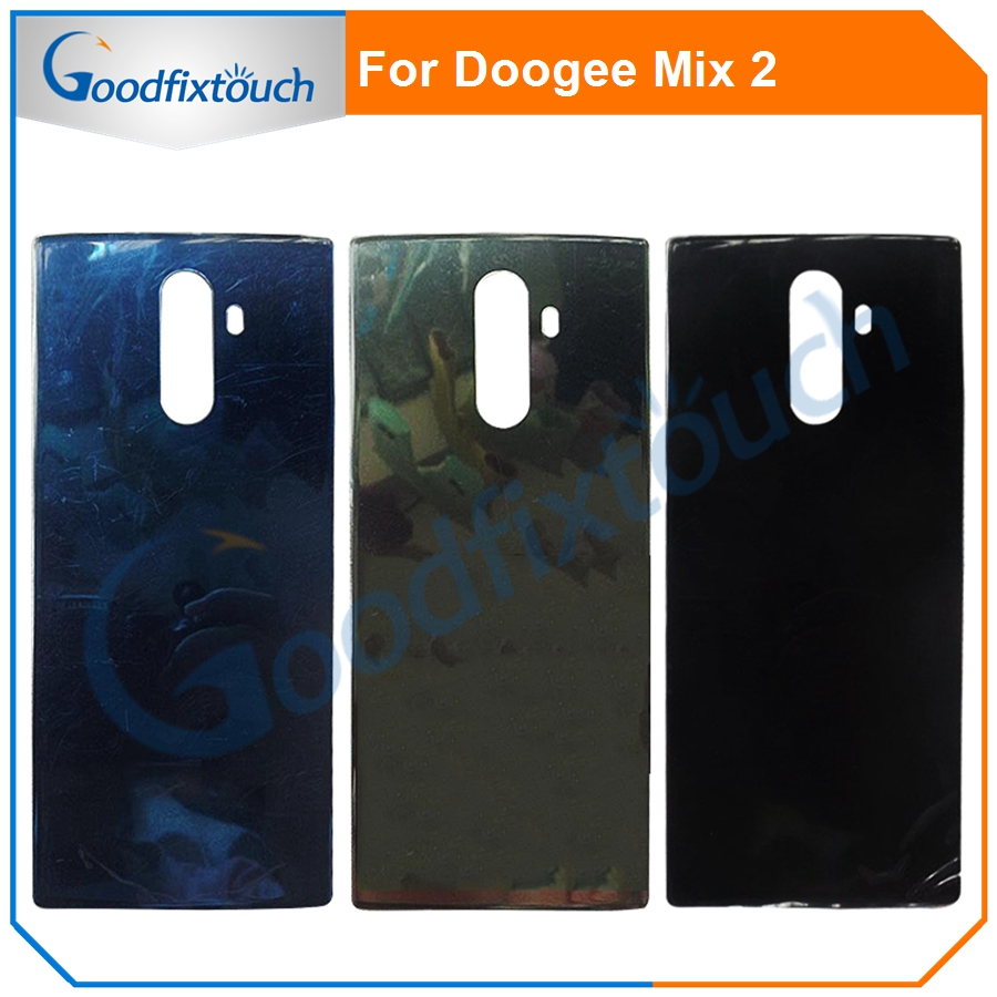 For Doogee Mix 2 Back Battery Cover Door Housing Case Back Cover For Doogee Mix2 Replacement Parts