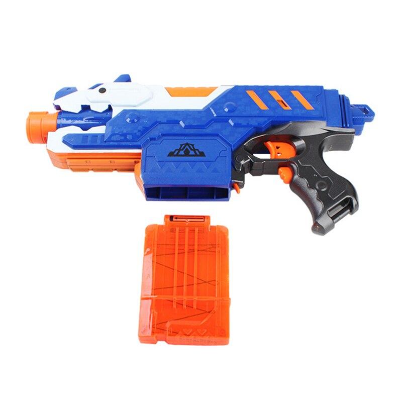 Armas de Brinquedo brinquedo arma balas macias balas Cool Toy Gun : Chip For Nerf Toy Gun