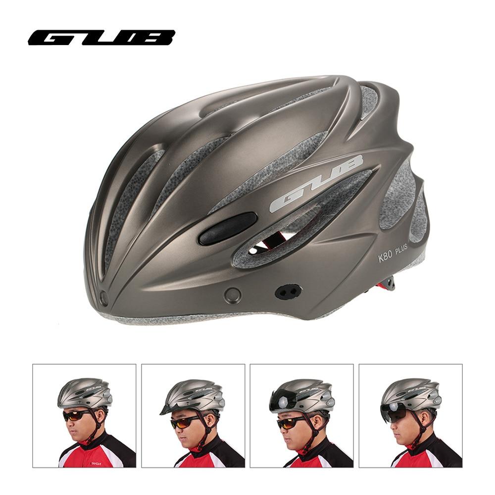 Roller skates helmet - Gub17 Vents Skating Helmet Integrated In Mold Ultra Lightweight Biking Bicycle Helmet Roller Skating