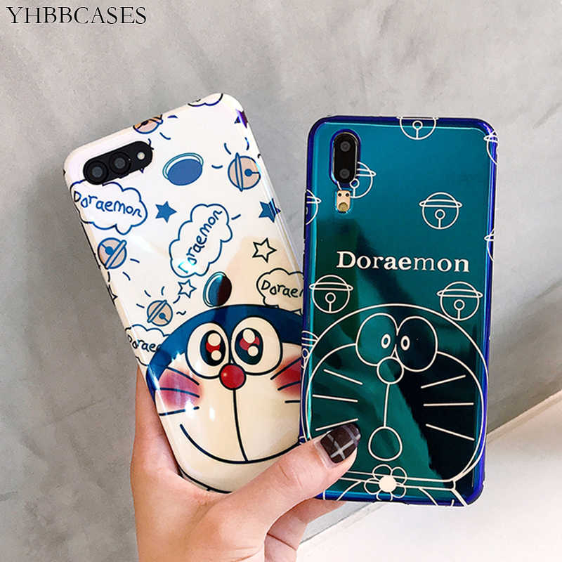 YHBBCASES Blu ray Phone Case For Huawei P20 Pro Lite Cases Cute ...