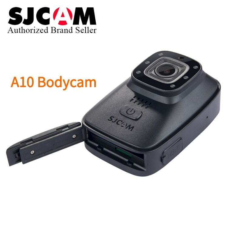 2018 New ~ Portable SJCAM A10 2.0 Waterproof Action Camera 12MP Wearable Night Vision Laser Lamp Infrared Dual Microphone Cam